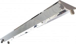 T6821 - V-SHAPE Glossy 2x36