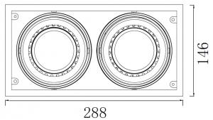 AB2050 - DLR 288 COOPER GB 2 Eyes LP