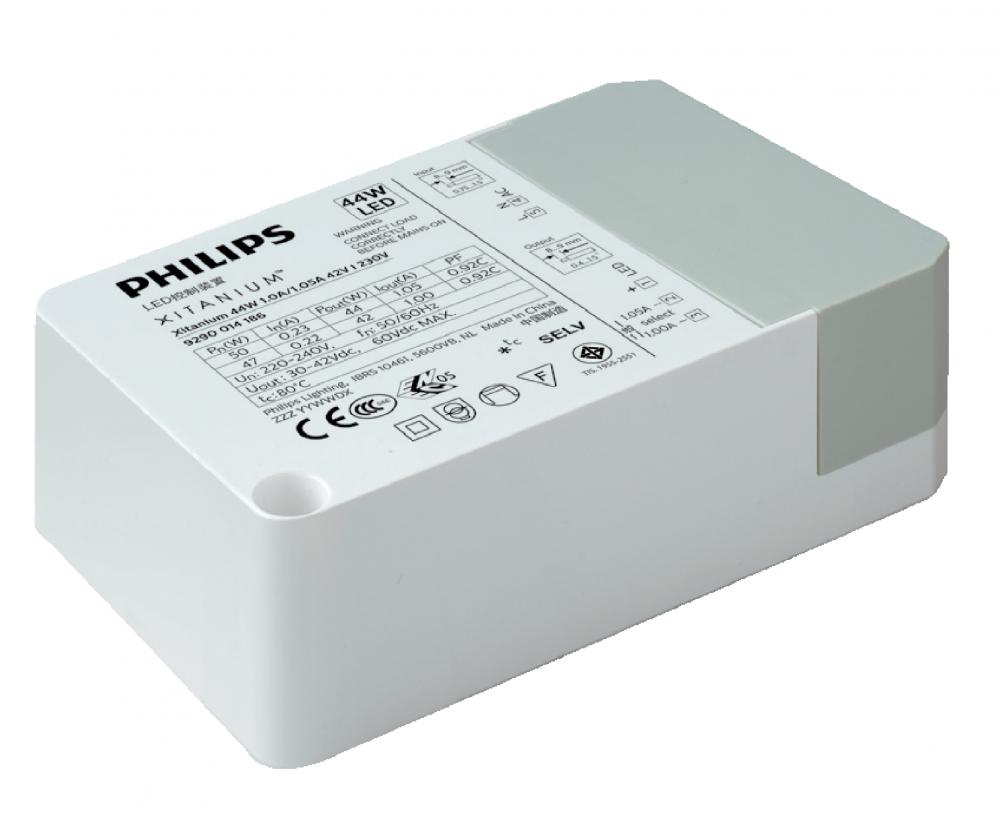 929001418680 - Xitanium 44W 1.0A/1.05A 42V I 230V
