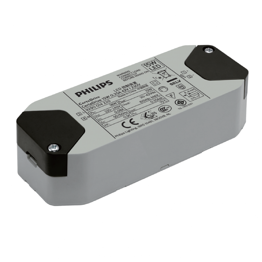 929001422080 - CertaDrive 15W 0.35A 42V I 230V