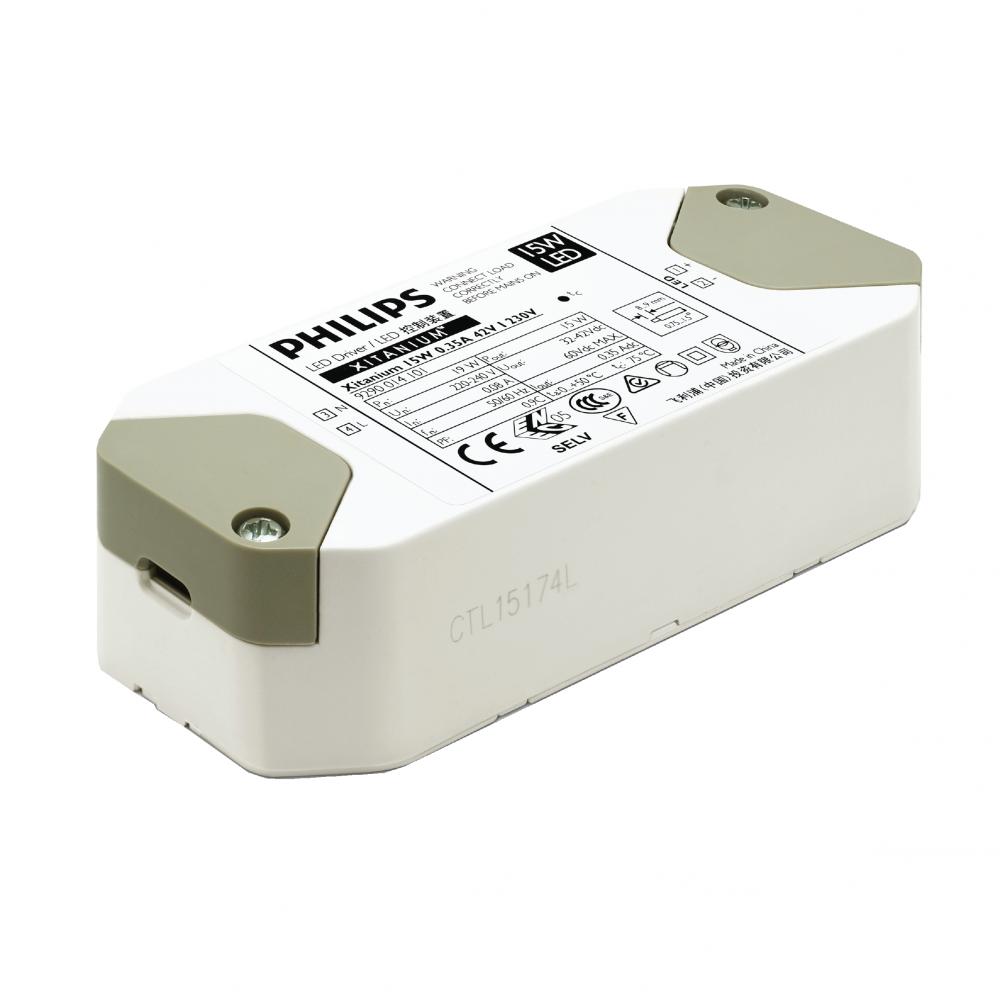 929001410180 - Xitanium 15W 0.35A 42V I 230V