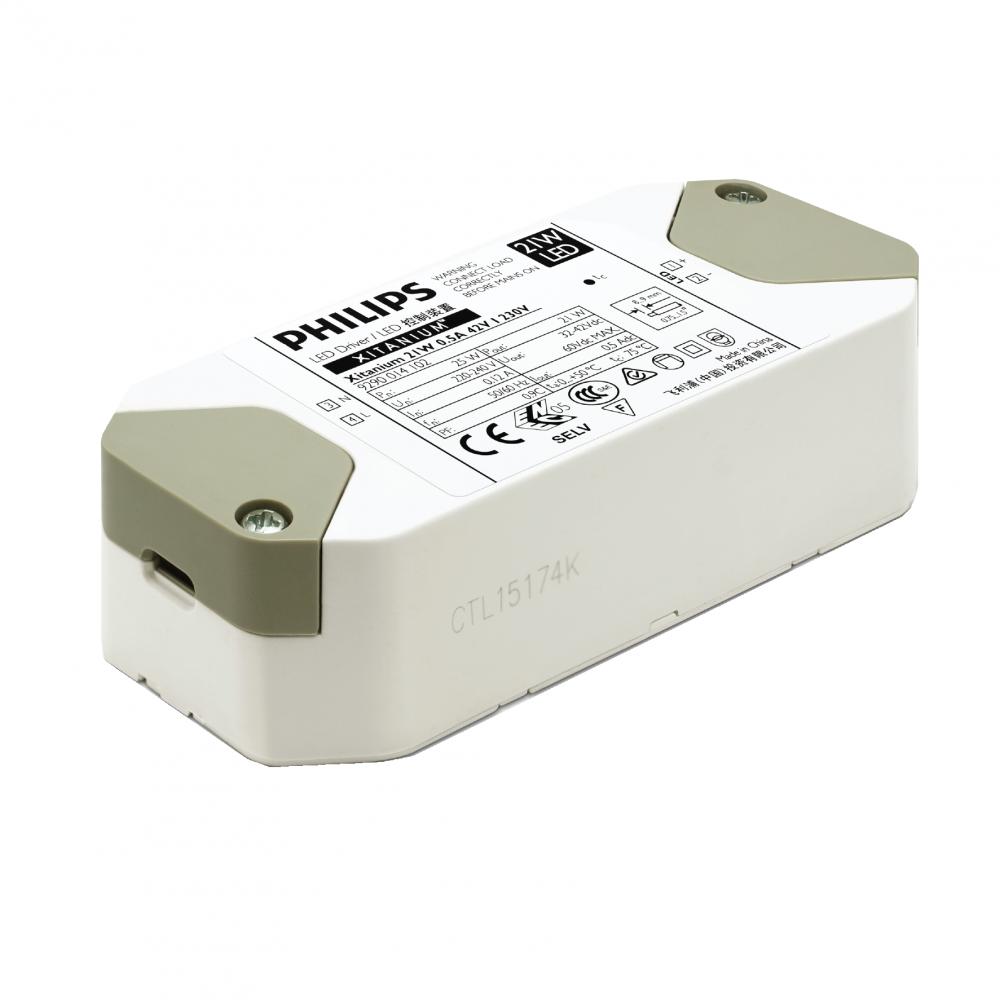 929001410280 - Xitanium 21W 0.5A 42V I 230V