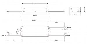 929001404280 - Xitanium Dim 250W 1.05A 1-10V 230V Q